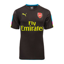 BNWT Puma 2016/17 ARSENAL Home S/S GK Soccer Jersey Football Shirt Trikot