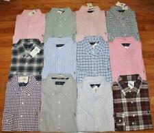 NWT Polo Ralph Lauren Mens Long Sleeve Button Down Oxford Dress Shirt Pony Logo