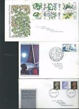 Great Britain FDC 1967 Chichester,flowers,definitives [358] REDUCED
