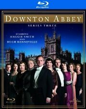 Downton Abbey - Series 3 - Complete (Blu-ray, 2012, 3-Disc Set)