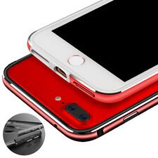 Durable Aluminum Metallic Thin Shockproof Bumper Case Frame for iPhone 7/6s Plus