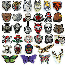 New Embroidered Applique Iron On Patch design DIY Sew Iron On Patch Badge hs