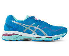 ASICS Women's GEL-Kayano 23 Shoe - Diva Blue/Silver/Aqua Splash