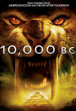 10, 000 B.C. (DVD, 2008, 2-Disc Set, Limited Edition)
