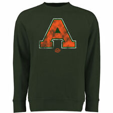Colorado State Rams Old Main Collection 1948 Pullover Sweatshirt - Green - NCAA