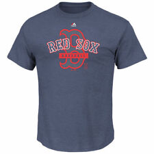 Boston Red Sox Majestic First Among Equals T-Shirt - Navy - MLB