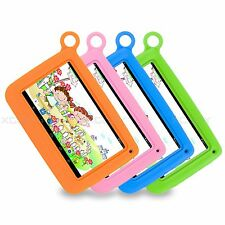 Tablet 7'' Quad Core 8GB Android 4.4 KitKat Kids Tablet WiFi Cameras Children