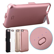 For iPhone 7/7 Plus 5000mAh/8000mAh External Power Battery Charger Charging Case