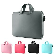 "11"" 13"" 15"" Portable Soft Laptop Sleeve Notebook Zipper Carrying Bag For Macbook"