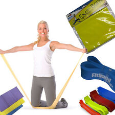 Resistance Heavy Duty FIT BAND Gym Yoga LOOP Exercise Fitness Workout