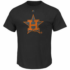 Houston Astros Majestic Superior Play T-Shirt - Black - MLB