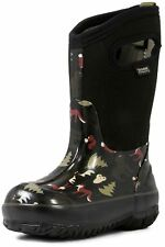 Bogs Boots Boys Kids Classic Woodland Insulated Waterproof 71853