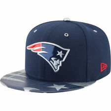 New England Patriots New Era NFL Spotlight 59FIFTY Fitted Hat - Navy - NFL