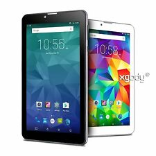 7.0'' Android6.0 Quad-Core Tablet PC Phablet GSM 2SIM 3G Bluetooth WiFi Unlocked
