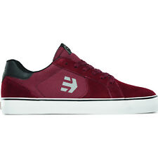 ETNIES Skateboard Shoes FADER LS VULC BURGUNDY