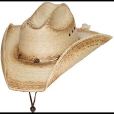 Straw Sonora Cattlemans Hat