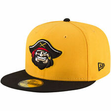 Bradenton Marauders New Era On-Field 59FIFTY Fitted Hat - Gold