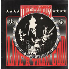 THEE HYPNOTICS Live'r Than God LP VINYL UK Situation 2 1989 5 Track Live Mini