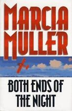 Both Ends of the Night  by Marcia Muller Hardcover dj 1st