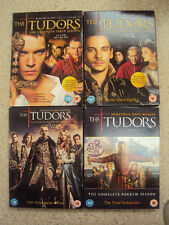 The Tudors - Series 1 - 4 - Complete (DVD) Series 1+2+3+4