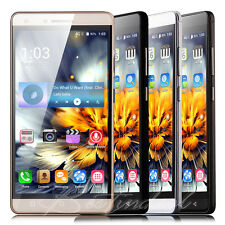 5 Inch Mobile Phone Android 6.0 Quad Core Dual SIM 3G WIFI GPS GSM Smartphone