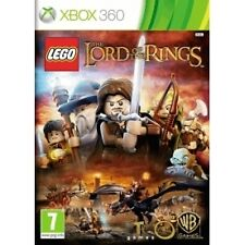 Lego Lord Of The Rings Game XBOX 360 Brand New