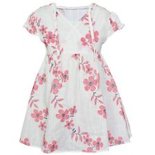 Tollder Baby Girls Halter Party Dress with Embroidery Flowers Casual Dress