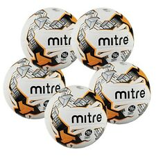 MITRE ULTIMATCH HYPERSEAM MATCH FOOTBALL PROFESSIONAL SIZE 5 SOCCER TRAINING NEW