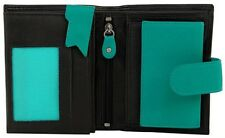 Purse Easy with tab with Viennese Case Soft Nappa by HPC Leather ! new