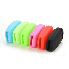 For Audi A2 A3 A4 A6 Tt Q7 R8 Silicone Flip Key Remote Holder Cover Fob TO