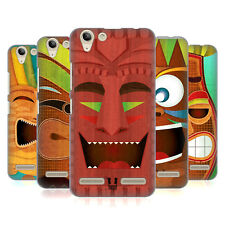 HEAD CASE DESIGNS TIKI COLLECTION HARD BACK CASE FOR LENOVO VIBE K5