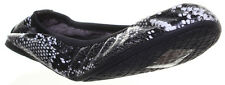 12823 Butterfly Twists Eve Womens Faux Leather Shoes
