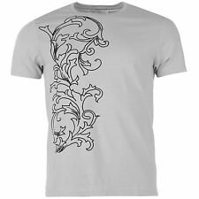 VERSACE COLLECTION Mens 02ve9049 Cotton Short Sleeve T Shirt Crew Neck Tee Top