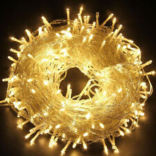 100/200/300/400/500 LED String Fairy Lights Solar Powered Garden Outdoor Party