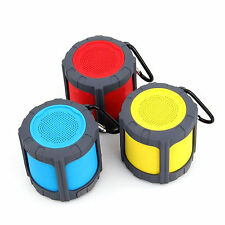 X3 Mini Stereo Hands-free Bluetooth Speaker FM TF USB For Tablet PC Phone MP3