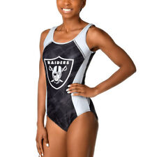Oakland Raiders Forever Collectibles 17 Womens One Piece Swimsuit Apparel