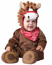 Playful Pony Horse Animal Deluxe Toddler Baby Boys Infant Costume