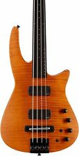 CR4 Fretless Electric Bass Guitar