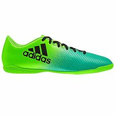 adidas Mens X 16.4 Indoor Court Trainers Shoes Lightweight Football Boots