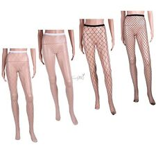 Mesh Net Women Stretchy Fishnet Hollow Out Tights Stockings Pantyhose Socks
