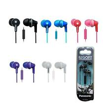 Panasonic Earbuds with Remote & Microphone (TCM125)
