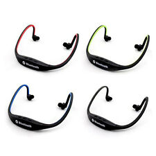 Sports Wireless Bluetooth Headset Headphone Earphone for Cell Phone Laptop HOT!