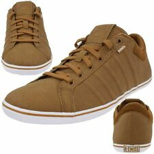 K-SWISS Hof IV VNZ summer Trainers brown leather Men 03016231