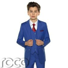 Boys Blue Suit, Holy Communion Suit, Blue Holy Communion Suit