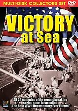 Victory at Sea  DVD , Hours Of Footage (3 Disc).....