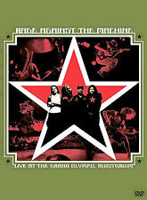 Rage Against The Machine - Live at The Grand Olympic Auditorium (DVD, 2003)