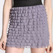 LILAC MINI SKIRT / New Urban Outfitters Women Club Summer Retro 50's Party BNWT