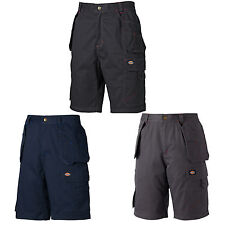 Dickies Redhawk Pro Shorts Mens Heavy Duty Lightweight Durable Work Pants WD802