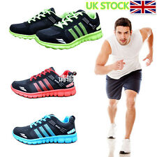 UK Mens Boys Breathable Sneakers Outdoor Running Trainer Sports Classic Shoes