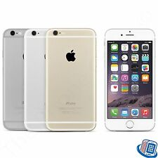 "Apple iPhone 6 16GB GSM""Factory Unlocked""Smartphone Gold Gray Silver*"